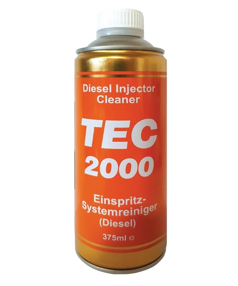 narančasti TEC 2000 Diesel injector cleaner