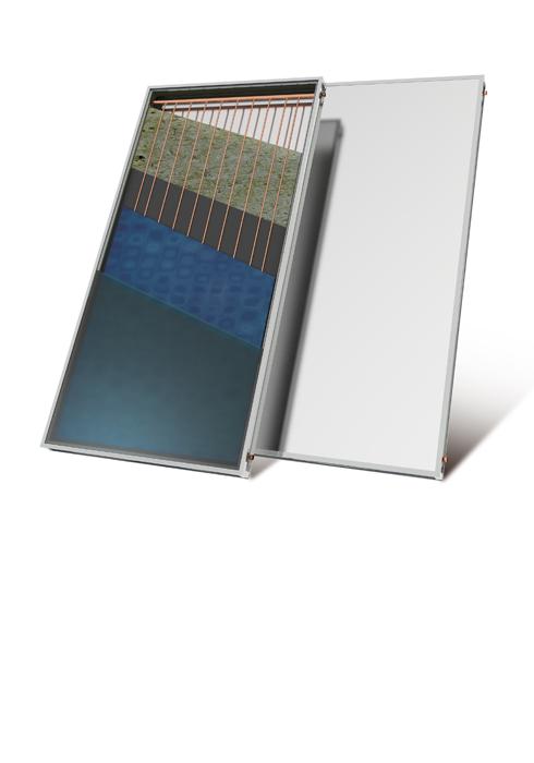 Pločasti solarni kolektori sa selektivnim apsorberom